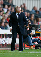 Photo: Steve Bond.<br />Derby County v Bolton Wanderers. The FA Barclays Premiership. 29/09/2007. Sammy Lee demonstartes tactics from the touchline