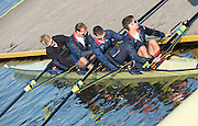Amsterdam. NETHERLANDS. GBR LM4-. Bow, Mark ALDRED, Peter CHAMBERS, Richard CHAMBERS and Chris BARTLEY. 2014 FISA  World Rowing. Championships.  De Bosbaan Rowing Course . 08:33:18  Thursday  21/08/2014  [Mandatory Credit; Peter Spurrier/Intersport-images]