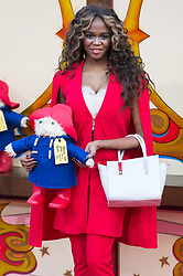 © Licensed to London News Pictures. 05/11/2017. London, UK. OTI MABUSE attends the Paddington Bear 2 UK film premiere. Photo credit: Ray Tang/LNP