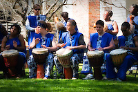 African Drum and Dance Ensemble ~ Feb. 20, 2010 ~ Tallahassee, Florida.