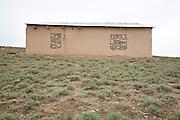 Disused building above Nohur village, Kopet Dag mountains