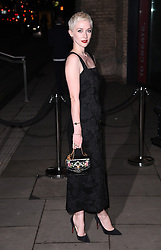 Portia Freeman arriving at the Fabulous Fund Fair, Camden Roundhouse, London.<br />Photo credit should read: Doug Peters/EMPICS