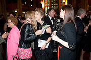 IMOGEN STUBBS;  MAUREEN LIPMAN; LAURIE NUNN;, Man Booker prize 2011. Guildhall. London. 18 October 2011. <br /> <br />  , -DO NOT ARCHIVE-© Copyright Photograph by Dafydd Jones. 248 Clapham Rd. London SW9 0PZ. Tel 0207 820 0771. www.dafjones.com.