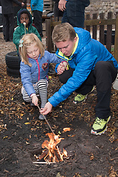 Scottish Children's minister Maree Todd visited Highland Fling nursery in Portobello and met with some male practitioners on a day when more funding was announced to encourage men into childcare jobs. Sean Munro © Jon Davey/ EEm