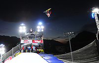 Snowboard / Snøbrett<br /> Foto: Gepa/Digitalsport<br /> NORWAY ONLY<br /> <br /> INNSBRUCK,AUSTRIA,06.FEB.16 - SNOWBOARD - Air and Style. Image shows feature with Ståle Sandbech (NOR).
