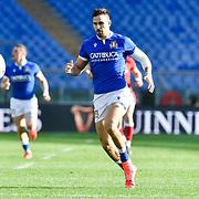 Roma 13/03/2021, Stadio Olimpico<br /> Guinness Six Nations 2021<br /> Italia vs Galles<br /> <br /> Mattia Bellini
