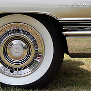 A 1960 Cadillac Eldorado Biarritz at the Greenwich Concours d'Elegance Festival of Speed and Style featuring great classic vintage cars. Roger Sherman Baldwin Park, Greenwich, Connecticut, USA.  2nd June 2012. Photo Tim Clayton
