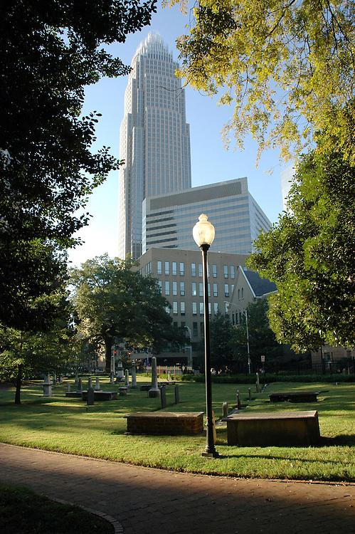 Bank Of America Tower, Charlotte, NC