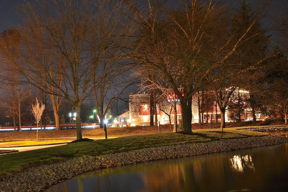 Ohio, night time