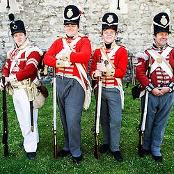 Waterloo Re-enactors
