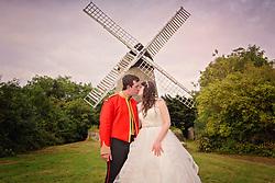 Buckinghamshire Wedding at Bradwell Windmill
