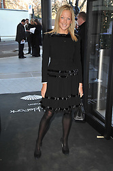 EMILY CANDY at the launch of One Hyde Park, The Residences at Mandarin Oriental, Knightsbridge, London on 19th January 2011.