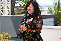 Director Lynne Ramsay at the You Were Never Really Here film photo call at the 70th Cannes Film Festival Saturday 27th May 2017, Cannes, France. Photo credit: Doreen Kennedy