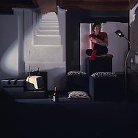 Designer Lino Schenal, 1973