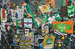 19.03.2011, Gerhard Hanappi Stadion, Wien, AUT, 1.FBL, SK Rapid Wien vs Lask Linz, im Bild Rapid Fans, EXPA Pictures © 2011, PhotoCredit: EXPA/ M. Gruber