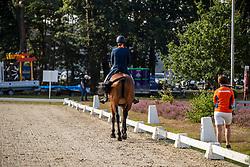 Hoy Betina, GER, Ruyter Aliene, NED, Bomba<br /> European Championship Eventing<br /> Luhmuhlen 2019<br /> © Hippo Foto - Dirk Caremans