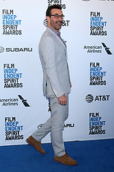 February 23, 2019 - Santa Monica, CA, USA - LOS ANGELES - FEB 23:  Jon Hamm at the 2019 Film Independent Spirit Awards on the Beach on February 23, 2019 in Santa Monica, CA (Credit Image: © Kay Blake/ZUMA Wire)