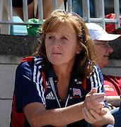 Hamilton, New Zealand, 2010  World Rowing Championships, Lake Karapiro Saturday  06/11/2010 GBR Team Doctor, Ann REDGRAVE[Mandatory Credit Karon Phillips/Intersport Images]