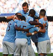 Manchester City v Manchester United 220913