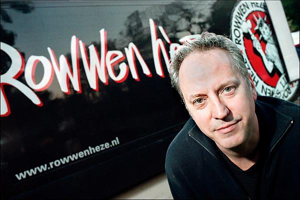 Nederland, Baarlo, 2-6-2002zanger en gitarist van de band Rowwen Heze Jack Poels.FOTO: FLIP FRANSSEN/ HOLLANDSE HOOGTE