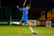 Stockport County FC 1-0 Yeovil Town FC. 6.2.21