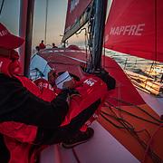 Leg Zero, Prologue, Tuesday Oct. 10. Day 4.<br /> Prologo, dia 4, Martes 10 octubre, 2017.<br /> Photo by Jen Edney/MAPFRE/Volvo Ocean Race.