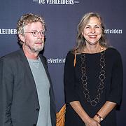 NLD/Amsterdam/20171018 - Premiere De Verleiders: Stem Kwijt, Madeleine van der Zwaan