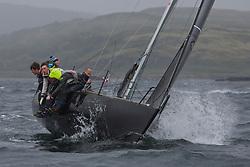 Clyde Cruising Club's Scottish Series 2019<br /> 24th-27th May, Tarbert, Loch Fyne, Scotland<br /> <br /> FRA111, F'nGr8, Carrickfergus YC,First<br /> <br /> Credit: Marc Turner / CCC
