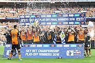 Hull City v Sheffield Wednesday 280516