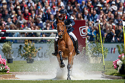 Billot Mathieu, FRA, Saphir Des Chayottes<br /> Derby Région des Pays de La Loire<br /> Longines Jumping International de La Baule 2017<br /> © Hippo Foto - Dirk Caremans<br /> Billot Mathieu, FRA, Saphir Des Chayottes