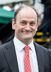 © Licensed to London News Pictures. 29/03/2017. London, UK. Douglas Carswell on College Green. British Prime Minister Theresa May has signed a letter to trigger Article 50 today. Photo credit : Tom Nicholson/LNP