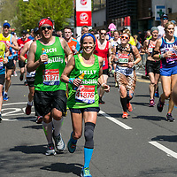 London Marathon 2018;<br /> Livability;<br /> London.<br /> 22nd April 2018.<br /> <br /> © Pete Jones<br /> pete@pjproductions.co.uk London Marathon 2018