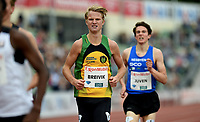 Friidrett , 9. juni 2016 , Diamond League , Bislett Games<br /> Athletics , <br /> Sigurd Blom Breivik , 1500 m