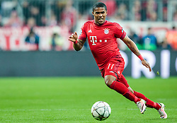 03.05.2016, Allianz Arena, Muenchen, GER, UEFA CL, FC Bayern Muenchen vs Atletico Madrid, Halbfinale, Rueckspiel, im Bild Douglas Costa (FC Bayern Muenchen) // Douglas Costa (FC Bayern Muenchen) during the UEFA Champions League semi Final, 2nd Leg match between FC Bayern Munich and Atletico Madrid at the Allianz Arena in Muenchen, Germany on 2016/05/03. EXPA Pictures © 2016, PhotoCredit: EXPA/ JFK