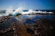Crashing Surf, Avoca Beach, NSW, Australia