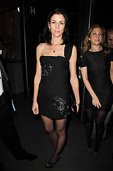 LIBERTY ROSS at The Love Ball hosted by Natalia Vodianova and Lucy Yeomans to raise funds for The Naked Heart Foundation held at The Round House, Chalk Farm, London on 23rd February 2010.