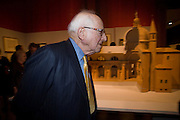 Ronnie Grierson, ANDREA PALLADIO: HIS LIFE AND LEGACY, Royal Academy. Piccadilly. London. 27 January 2009 *** Local Caption *** -DO NOT ARCHIVE -Copyright Photograph by Dafydd Jones. 248 Clapham Rd. London SW9 0PZ. Tel 0207 820 0771. www.dafjones.com<br /> Ronnie Grierson, ANDREA PALLADIO: HIS LIFE AND LEGACY, Royal Academy. Piccadilly. London. 27 January 2009