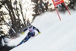 Alex Tilley (GBR) during the Ladies' Giant Slalom at 57th Golden Fox event at Audi FIS Ski World Cup 2020/21, on January 17, 2021 in Podkoren, Kranjska Gora, Slovenia. Photo by Vid Ponikvar / Sportida