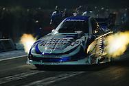 Top fuel racing at Pomona Raceway