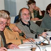 Algemene Beschouwingen 1999 gemeente Huizen, Gerrit Pas