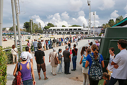 Overview arena<br /> Team consolation competition<br /> Furusiyya FEI Nations Cup Jumping Final<br /> CSIO Barcelona 2013<br /> © Dirk Caremans