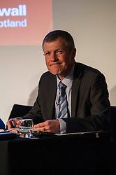 Pictured: Willie Rennie<br /> <br /> Party leaders Nicola Sturgeon, Kezia Dugdale, Ruth Davidson, Willie Rennie and Patrick Harvie faced questions from the public at an LGBTI election hustings event arranged by Stonewall Scotland, LGBT youth Scotland, Equaity Network and The Scottish Equality Network at the Royal College of Surgeons of Edinburgh. Edinburgh. 31 March 2016<br /> <br /> Ger Harley | Edinburghelitemedia.co.uk