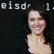 NLD/Amsterdam/20131125 - Perspresentatie Wie Is de Mol 2014, Susan Visser