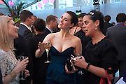 Katie McGrath, Glamour magazine Women of the Year Awards. Berkeley Square. London. 2 June 2009