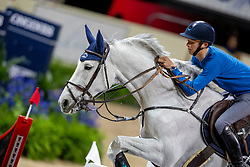 Allen Bertram, IRL, Molly Malone V<br /> World Cup Final Jumping - Las Vegas 2015<br /> © Hippo Foto - Dirk Caremans<br /> 15/04/2015