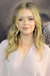 May 14, 2019 - Los Angeles, CA, USA - LOS ANGELES - MAY 14:  Jade Pettyjohn at the ''Deadwood'' HBO Premiere at the ArcLight Hollywood on May 14, 2019 in Los Angeles, CA (Credit Image: © Kay Blake/ZUMA Wire)