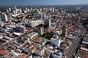 Cuiaba_MT, Brasil...Vista aerea de Cuiaba, Mato Grosso. Na foto Catedral Metropolitana Basilica do Senhor Bom Jesus. ..Aerial view of Cuiaba, Mato Grosso. In this photo Metropolitan Cathedral-Basilica of the Good Lord Jesus...Foto: LEO DRUMMOND / NITRO