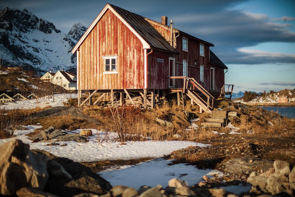 02 APR  2010 - Norvegia - Isole Lofoten :-: Norway - Lofoten Islands