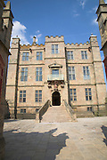 Little Castle part of Bolsover Castle, Derbyshire, England  built by Sir Charles Cavendish in 1612