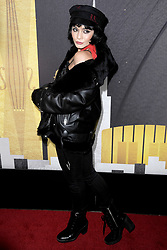 January 25, 2018 - New York, NY, USA - January 25, 2018  New York City..Vanessa Hudgens attending Delta Air Lines celebration of 2018 Grammy Weekend at The Bowery Hotel on January 25, 2018 in New York City. (Credit Image: © Kristin Callahan/Ace Pictures via ZUMA Press)